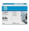Toner HP CC364A black